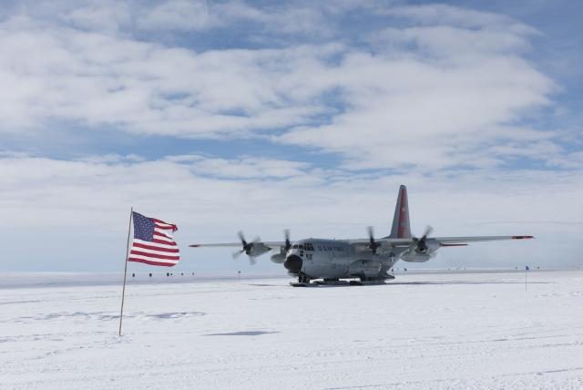 ВВС США в Гренландии