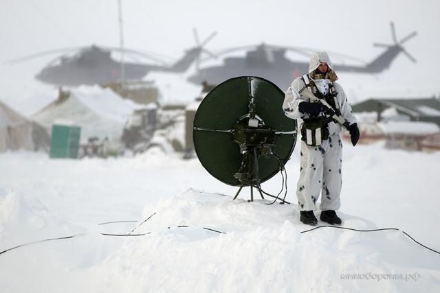 Арктический десант
