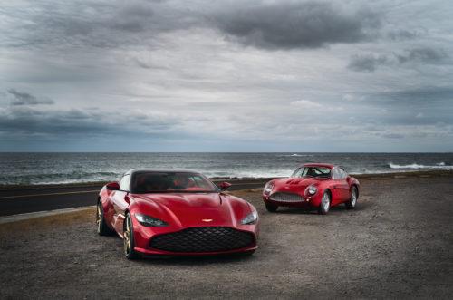 Aston Martin GT Zagato