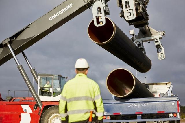 Трубы для трубопровода Северный поток — 2