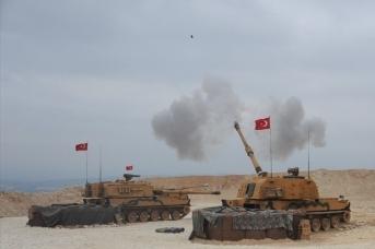 Самоходные артиллерийские установки (САУ) турецкой армии