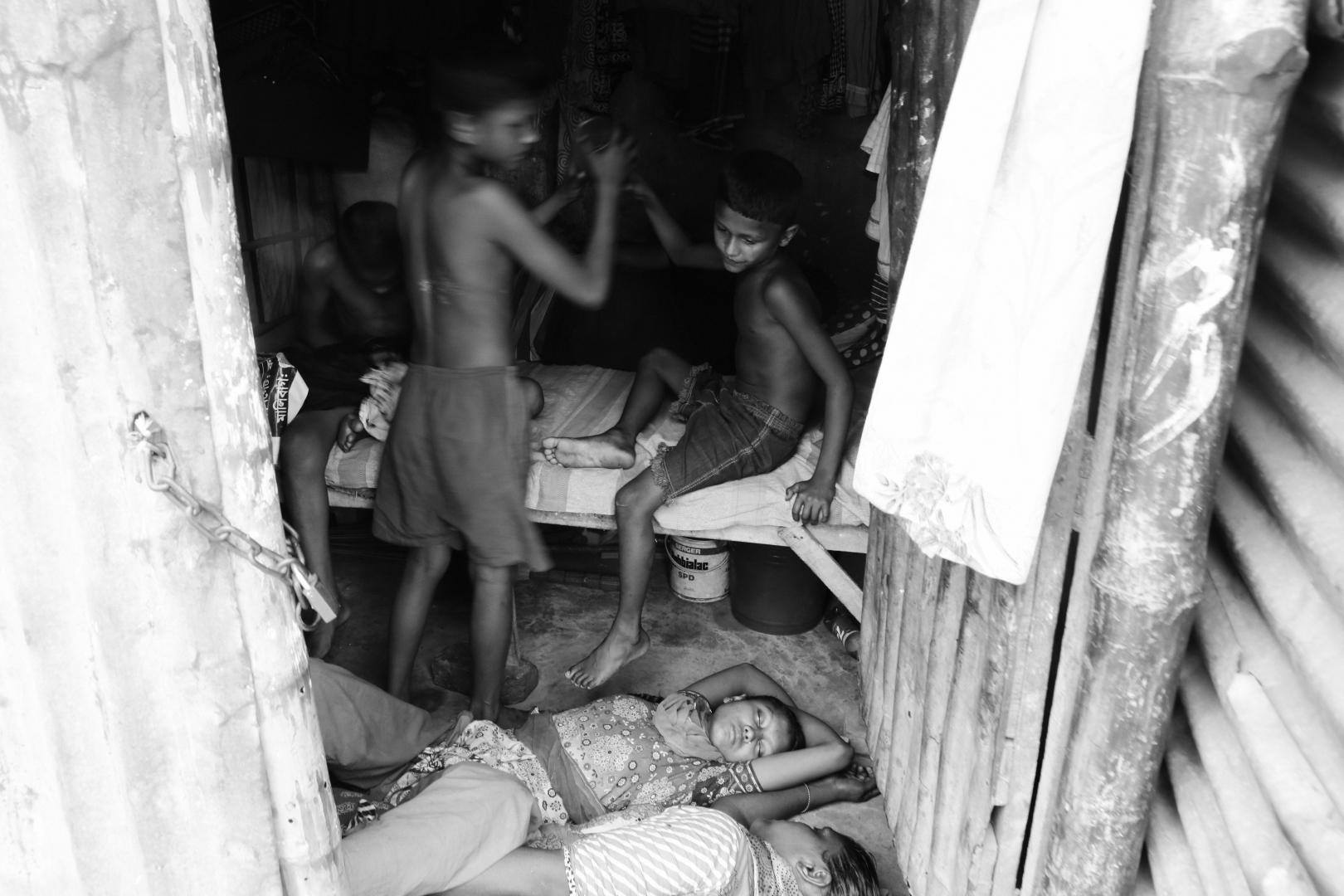 Дети Карван базара