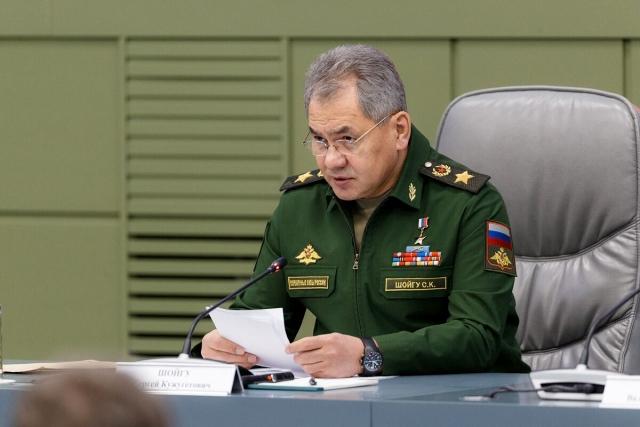 Шойгу назвал отношения РФ и США непозволительно низкими для ядерных держав