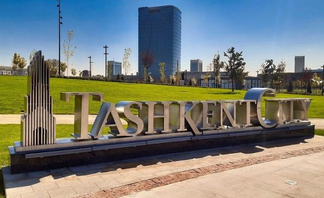 """Общая площадь строительства """"Ташкент-Сити"""" — 1,6 млн квадратных метров   Подробности: https://regnum.ru/news/economy/2755906.html Любое использование материалов допускается только при наличии гиперссылки на ИА REGNUM."""