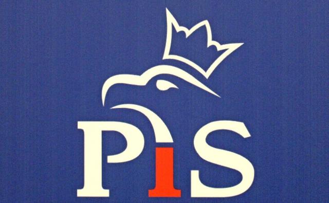 Логотип партии «Право и Справедливость»