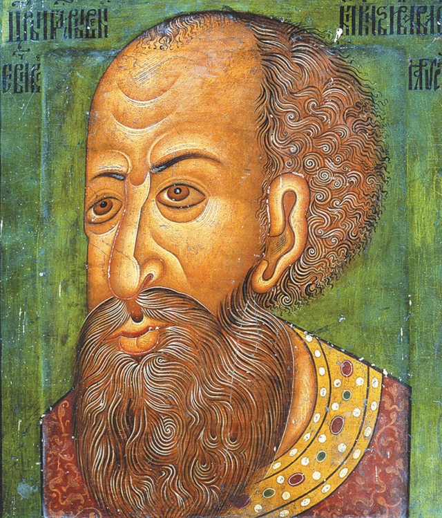 Иван IV Васильевич (1530-1584), царь Всея Руси
