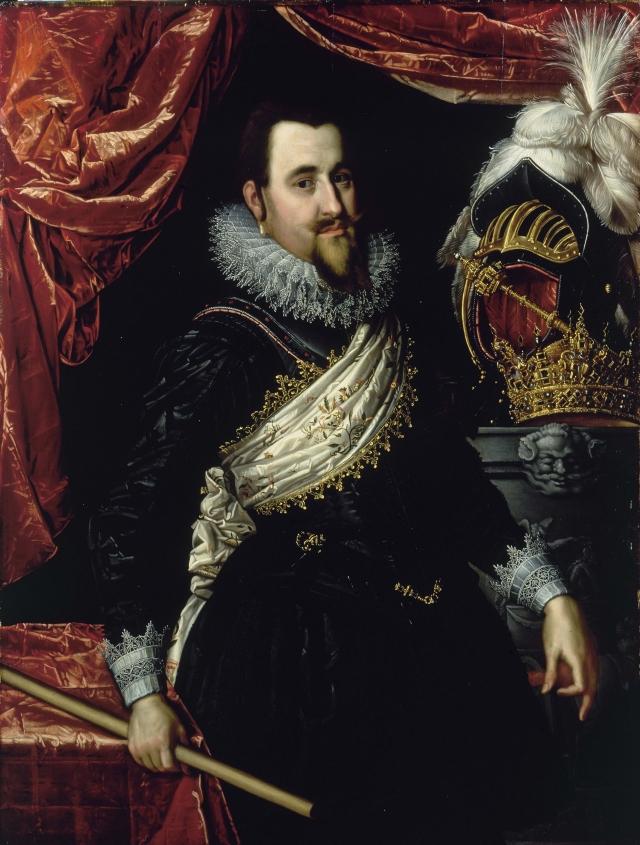 Кристиан IV (1577-1648), король Дании и Норвегии