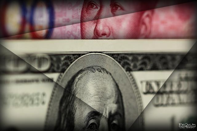 Доллар vs Юань