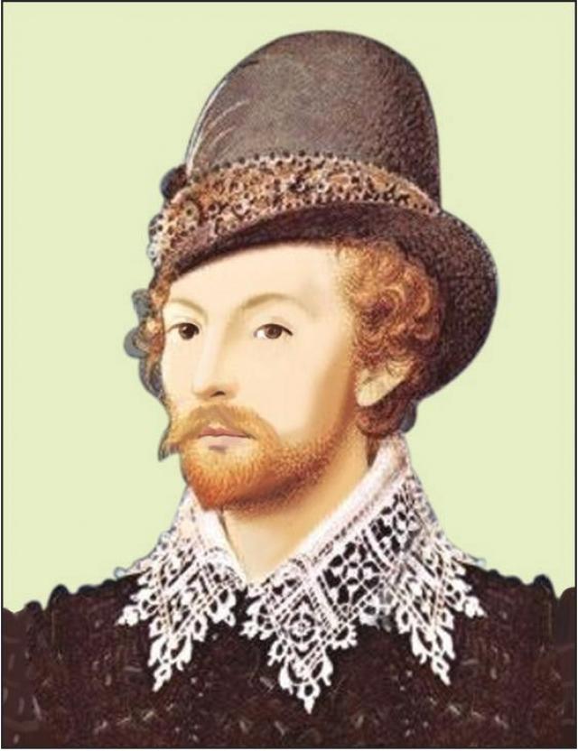 Английский посол в Москве Энтони Дженкинсон (1529–1611), выбравший южный маршрут в Персию, а не северный в Китай
