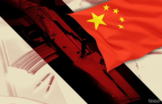 Китай. Оружие