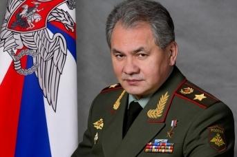 Министр обороны РФ Сергей Шойгу, Mil.ru