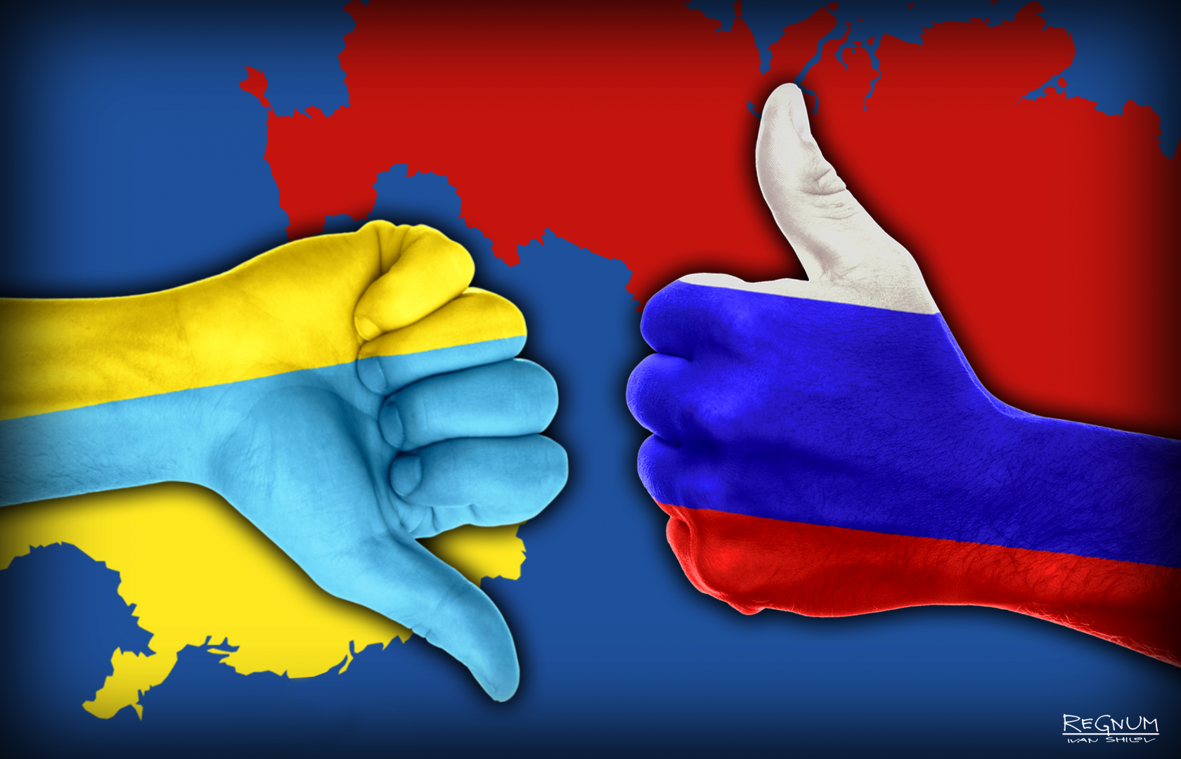 украина против россии картинки стали национальной