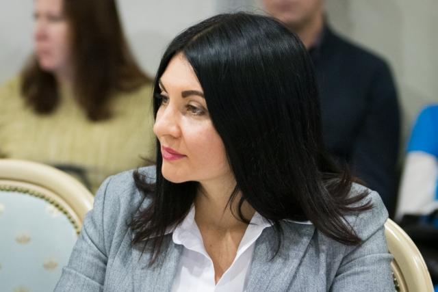 Елена Тимошина в ОП РФ на круглом столе «Проблемы насилия в семье в свете общественной безопасности»