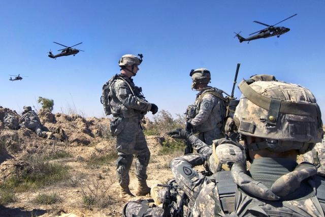 Армия США