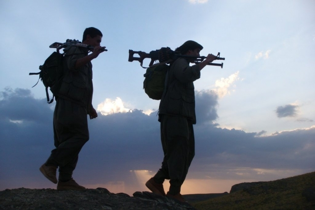 Курды из РПК
