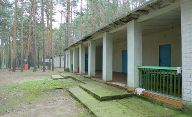 Заброшенный  Пионерский лагерь имени Аблукова. Ульяновская область