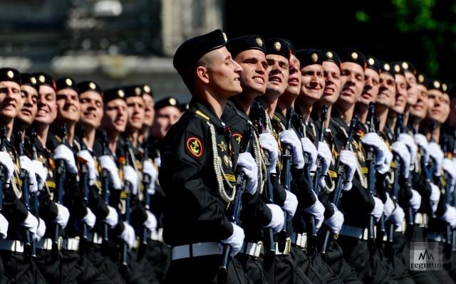 Трамп прокомментировал возможность участия в параде Победы в Москве