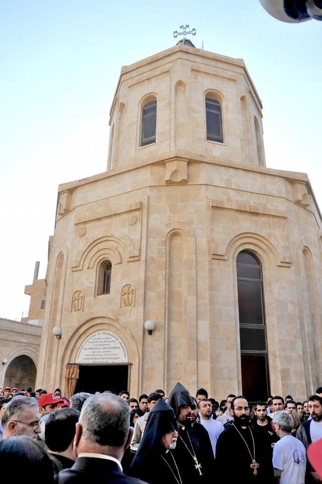 Мемориал геноцида армян. Дейр-эз-Зор