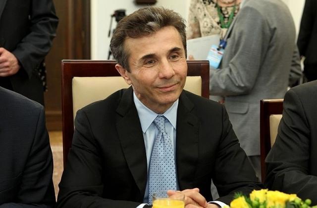 Основатель партии Грузинская мечта Бидзина Иванишвили