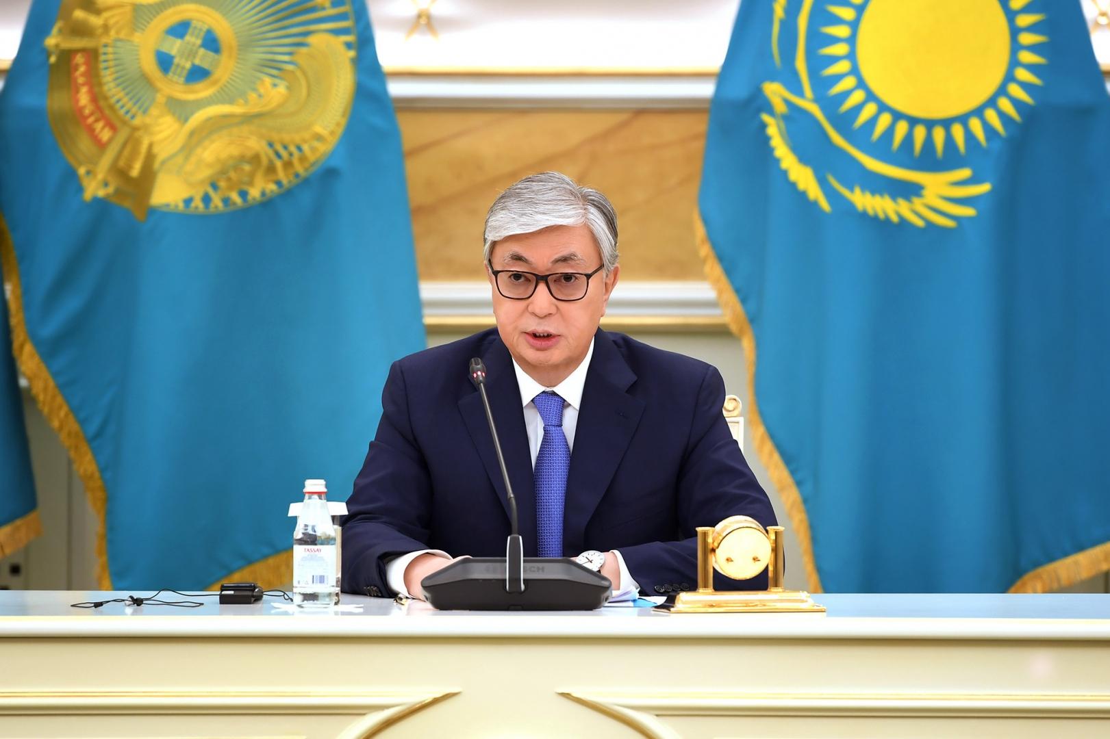 Мемлекет басшысы Қасым-Жомарт Тоқаевтың Алғыс айту күнімен құттықтады
