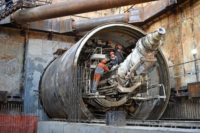 Подрядчик строительства метро Москвы может войти в Книгу рекордов Гиннесса