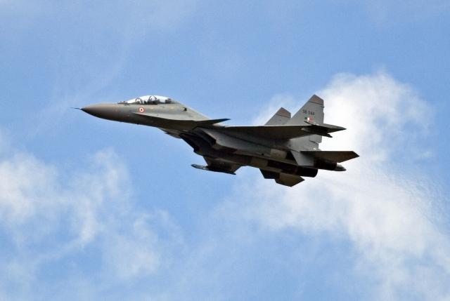 Истребитель Су-30 МКИ ВВС Индии