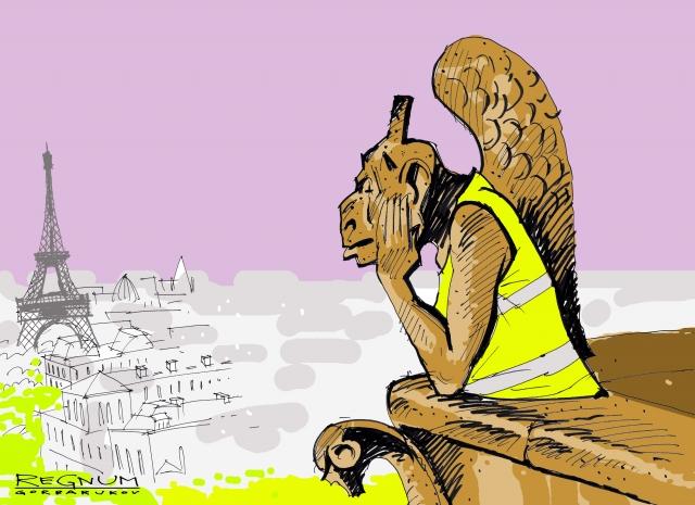 Движение жёлтых жилетов мертво. Эдуард Лимонов