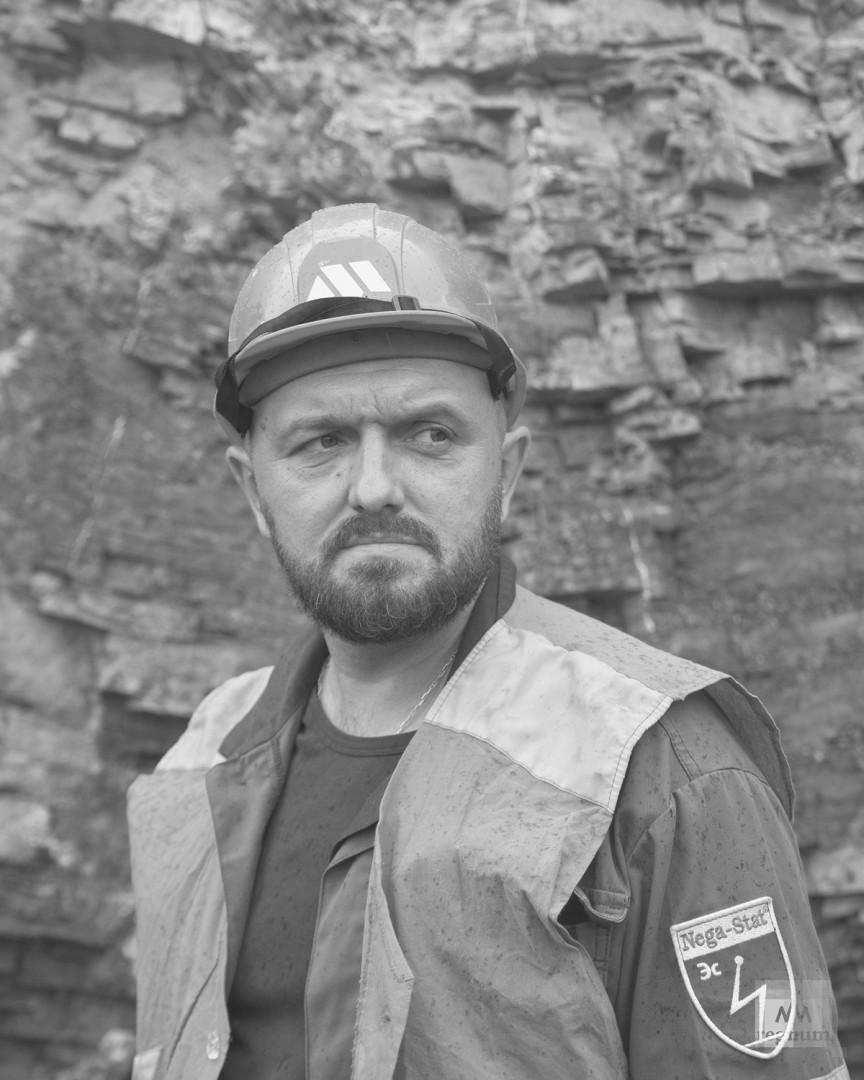 Дмитрий, горный мастер