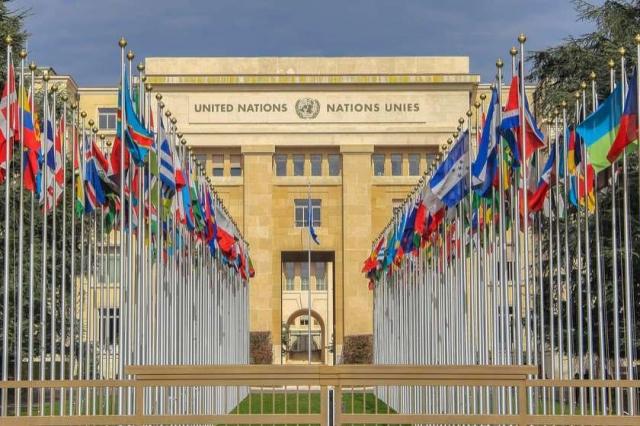 В МИД Грузии состоялась встреча с сопредседателями Женевских дискуссий