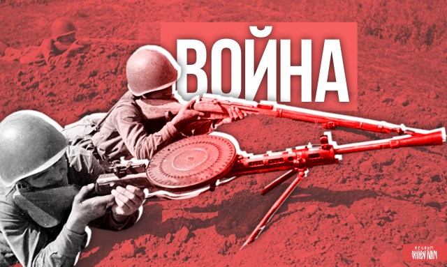 Война. Хроника 1941−1945 гг.