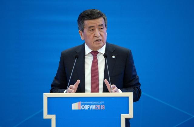 Власти Киргизии надеются, что им дадут более $500 млн на ремонт дорог