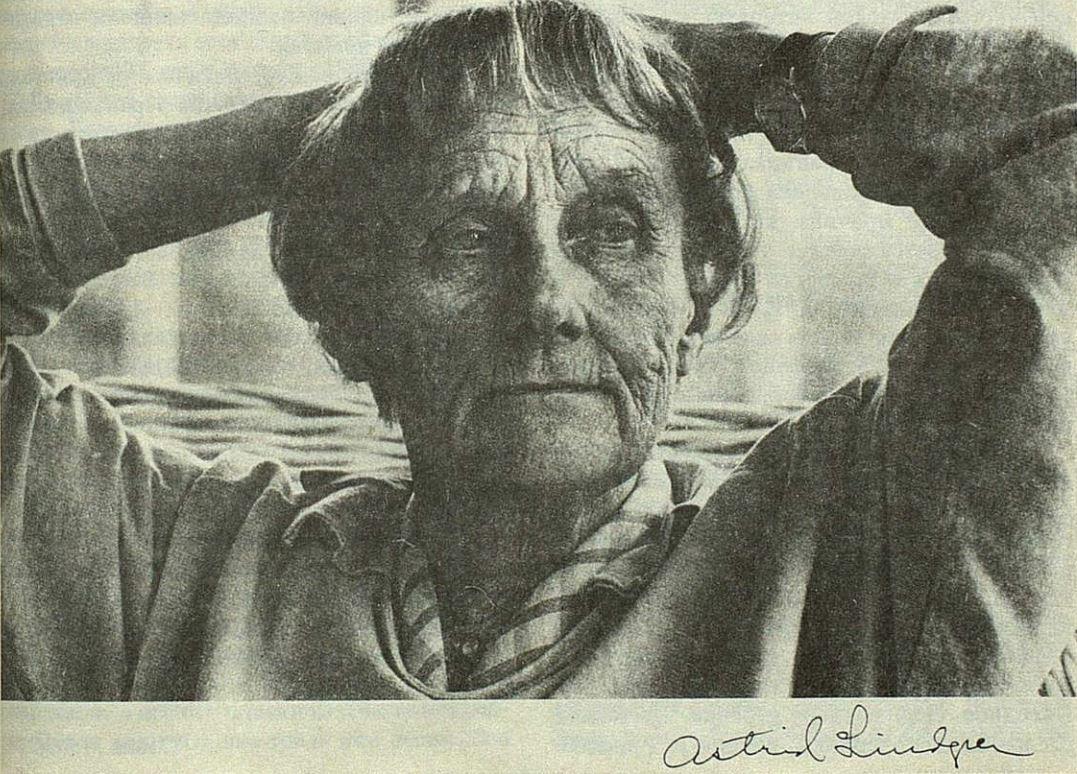 Астрид Линдгрен (Детская литература, 1997 год, № 3)