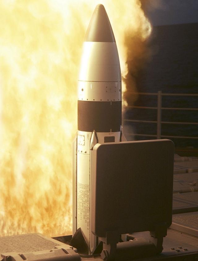 Ракета-перехватчик Aegis