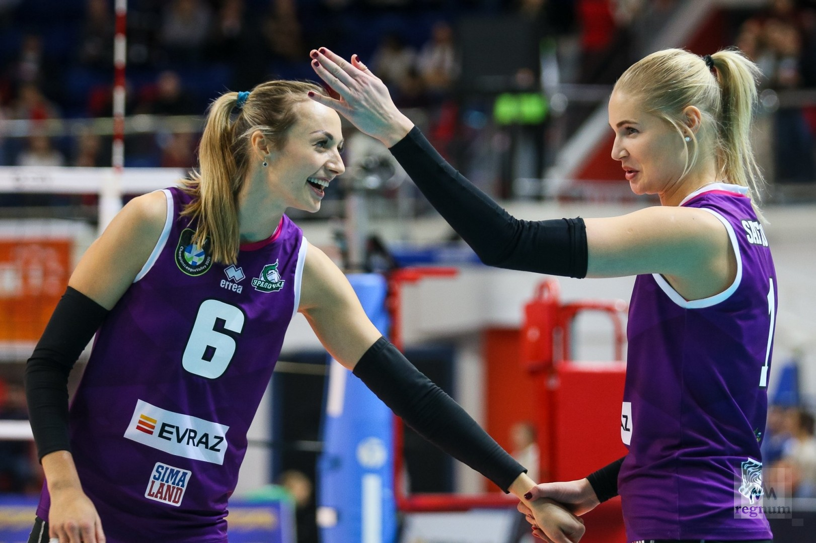 Саликова и Сафонова