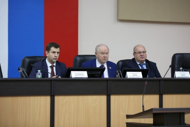 Бюджет Калуги — 2020 принят в первом чтении