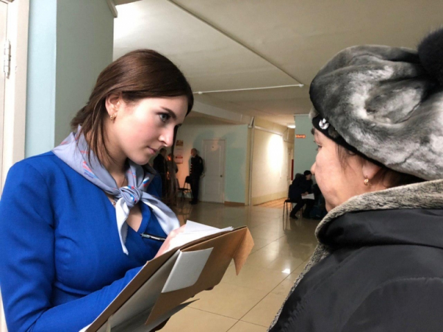 Нужны правовая помощь и сочувствие: иркутские активисты ОНФ ведут прием жителей в Тулуне. Ноябрь 2019 года