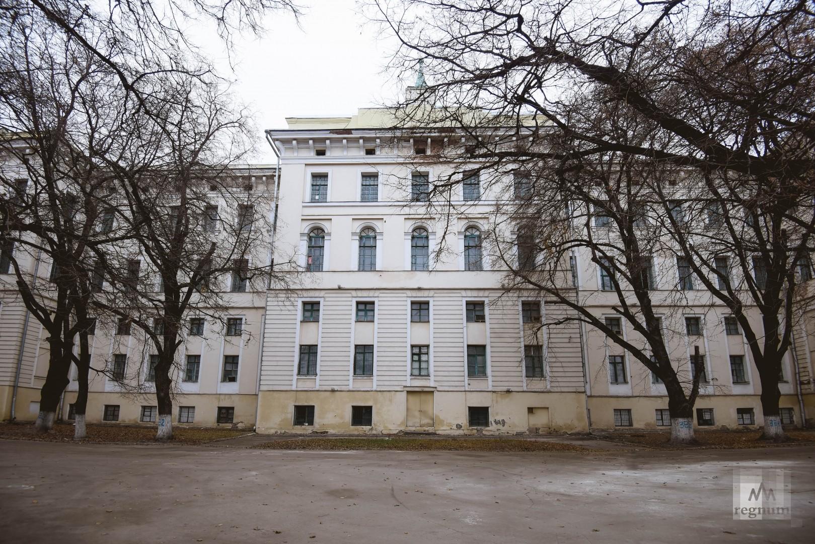 Императорский Воспитательный дом — памятник архитектуры XVIII—XXвеков