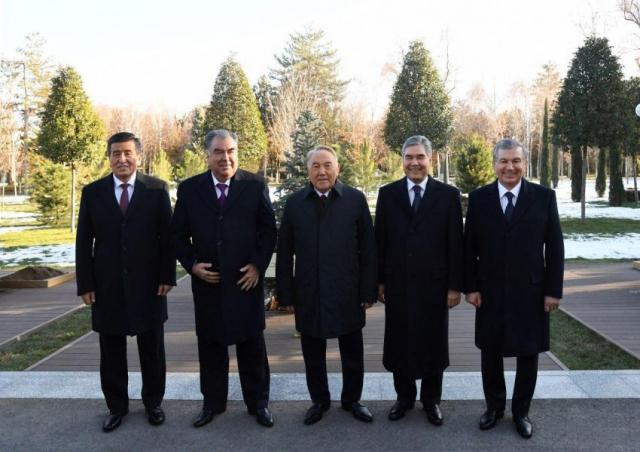 Консультативная встреча глав государств Центральной Азии. 29 ноября 2019 года, Ташкент