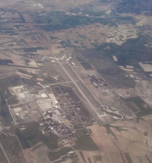 Военно-воздушная база Акынджи