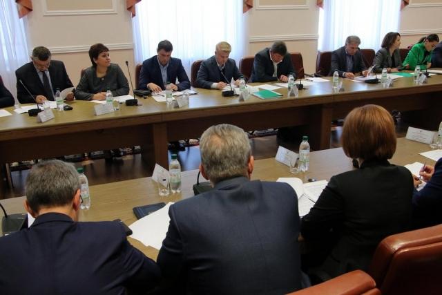 Заседание Правительства ДНР