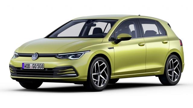 Volkswagen дал старт продажам Golf нового поколения