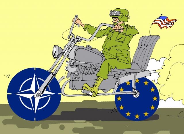 НАТО — ЕС