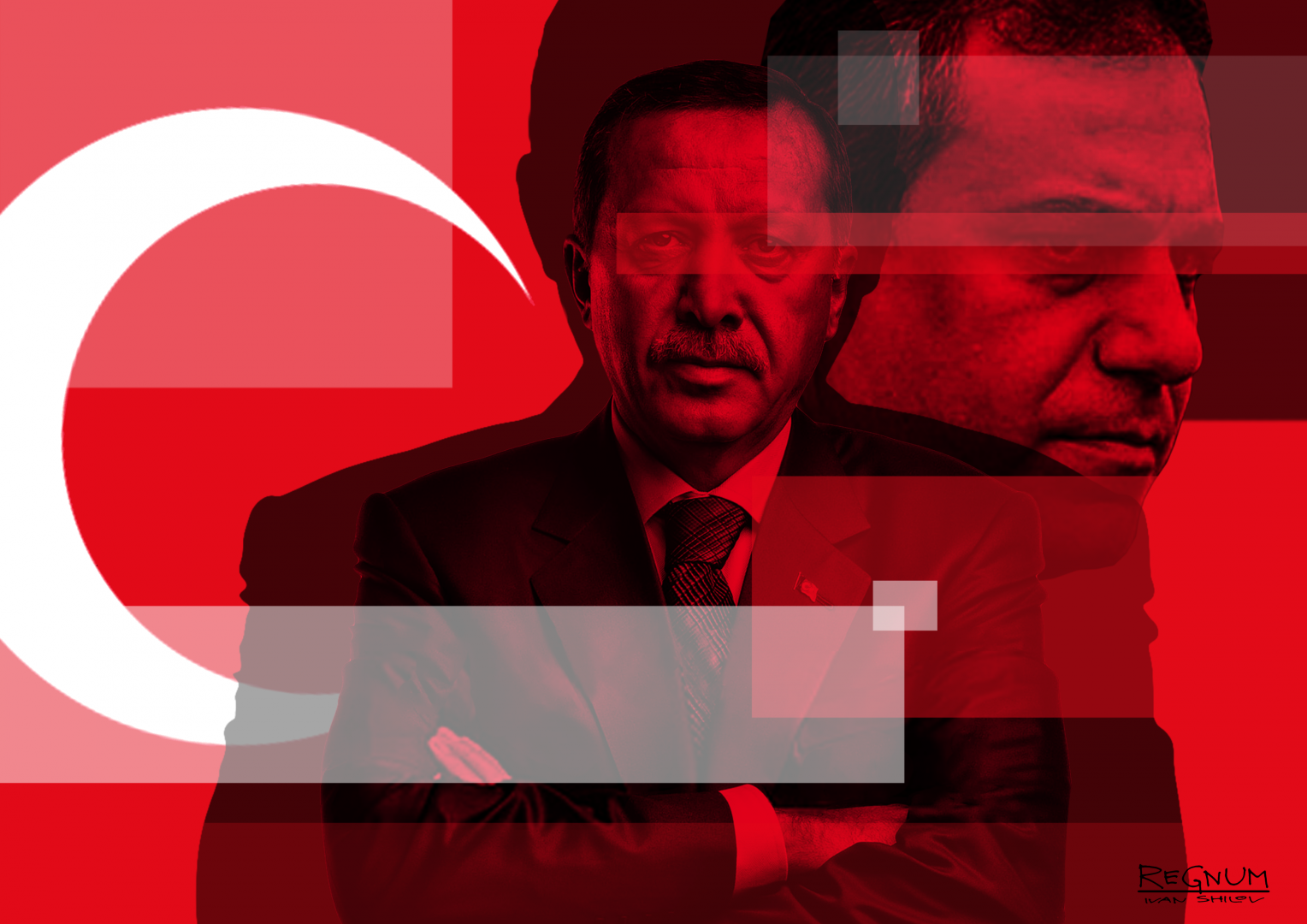 Наглый Эрдоган
