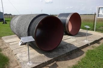 Трубы Северного потока-2