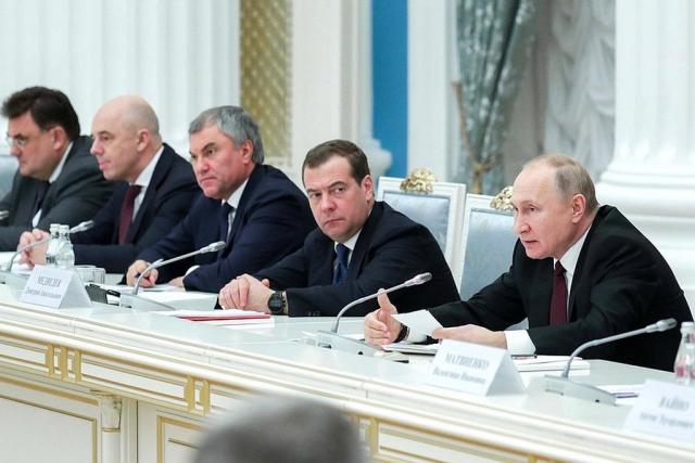 Заседание Совета по стратегическому развитию и нацпроектам 25 декабря 2019 года