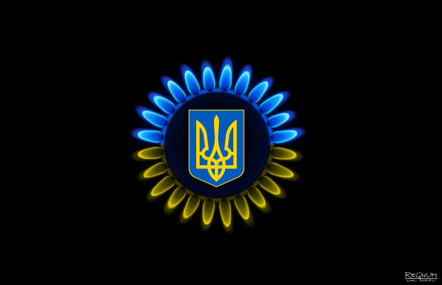 Газ Украины