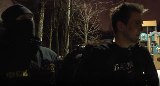 Задержание ФСБ двоих россиян, намеревавшихся совершить теракты в местах массового скопления людей в Санкт-Петербурге на Новый год