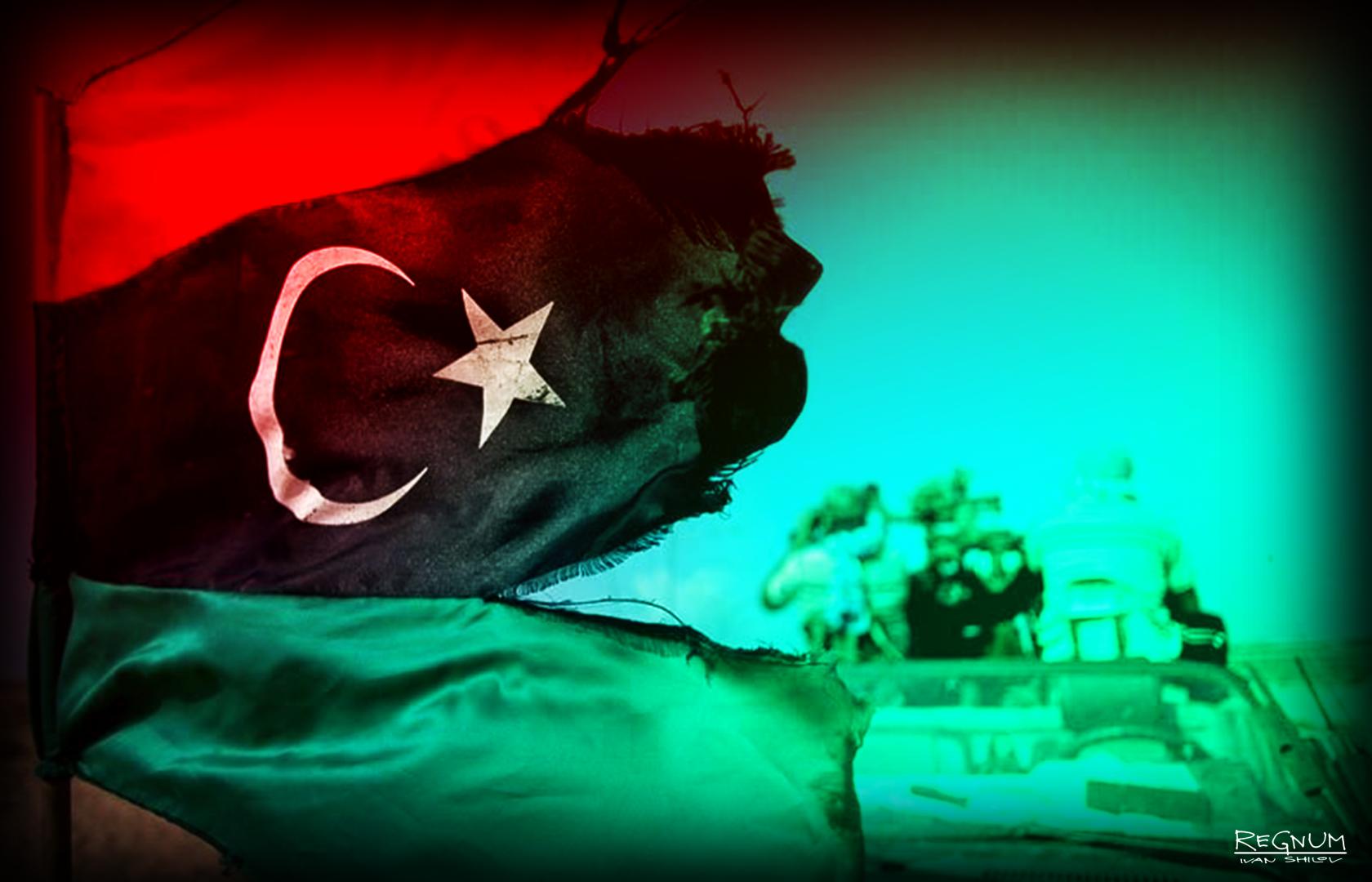 «Мыненаносили авиаудар поТриполи»— Ливийская национальная армия
