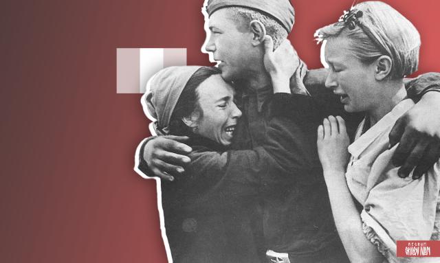 Война: Красная армия нанесла удар по немцам в Чехословакии. Радио REGNUM photo