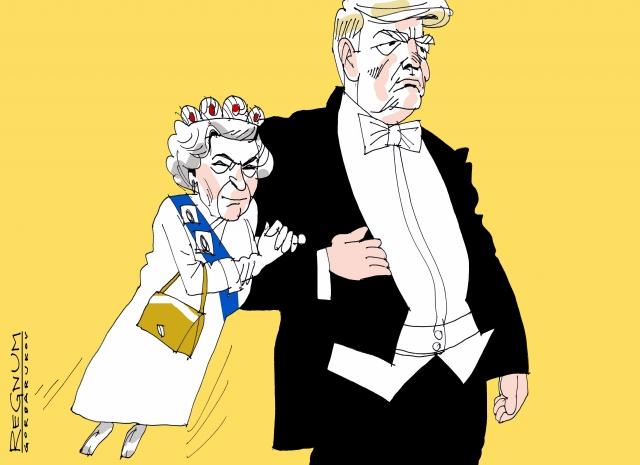 Мастер-класс Трампа или как надо проигрывать